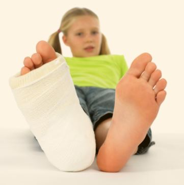 Things to Consider About Foot Sprains in Kids